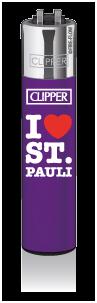 I ♥ St. Pauli (Hamburg)